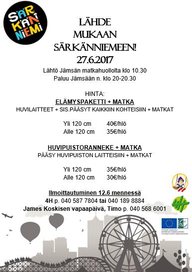 SÄRKÄNNIEMI2762017
